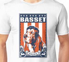 The Basset Hound  Unisex T-Shirt
