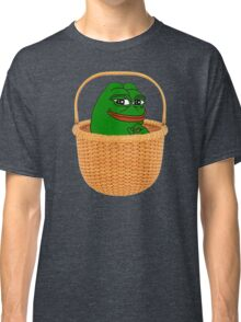 Pepe's Basket of Deplorables (Graphic Style) Classic T-Shirt