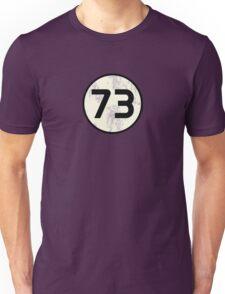 73 Sheldon Distressed Unisex T-Shirt