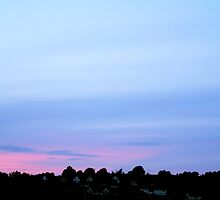 Blue Evening II by rose-etiennette