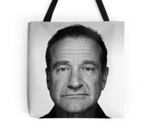 Comedy's Face Tote Bag