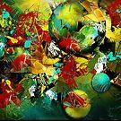 Geometric Fantasy by Renee Dawson