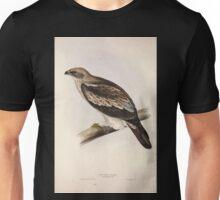 John Gould The Birds of Europe 1837 V1 V5 009 Booted Eagle Unisex T-Shirt
