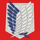 Recon corps logo by Matthew James