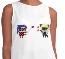 Je t'aime, Ladybug! Contrast Tank
