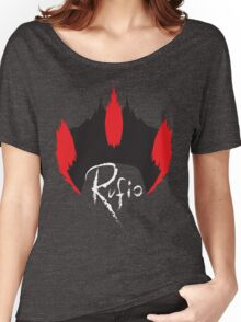 Rufio Women's Relaxed Fit T-Shirt