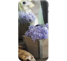 flower in the vase iPhone Case/Skin
