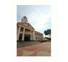 Singapore Hwa Chong Institution Art Print
