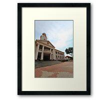 Singapore Hwa Chong Institution Framed Print