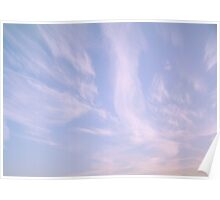 Morning Sky II Poster