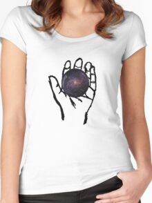 A Conceptual Universe Women's Fitted Scoop T-Shirt