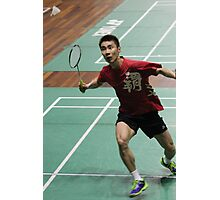 Lee Chong Wei Photographic Print