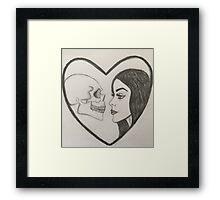 Dead Love  Framed Print