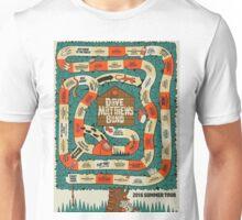 DAVE MATTHEWS BAND  2016 Summer Tour Unisex T-Shirt
