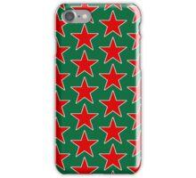 RWG Star Pattern iPhone Case/Skin