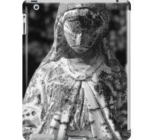 Saint Mary 1 BW iPad Case/Skin