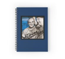 Twins Champs Spiral Notebook