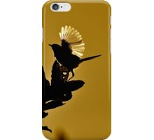 Flash of finery iPhone Case/Skin