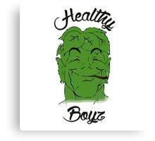 Healthyboyz Canvas Print