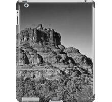 The Bell  2 Red Rock Loop Sedona BW iPad Case/Skin