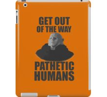 Strax Quote iPad Case/Skin