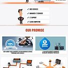 IT Consultant Services on the Gold Coast by Infographics
