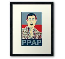 PPAP : Shepard Fairey Framed Print
