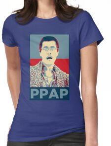 PPAP : Shepard Fairey Womens Fitted T-Shirt
