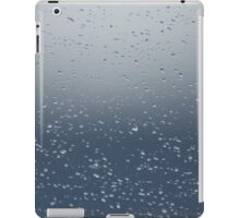 Sprinkled with rain iPad Case/Skin