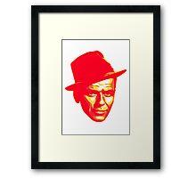 Frank Sinatra Print Framed Print