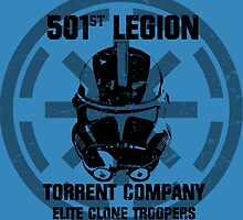 501st clone trooper legion by jamden37