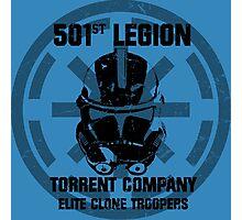 501st clone trooper legion Photographic Print