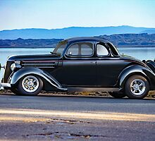 1936 Ford Five-Window Coupe by DaveKoontz