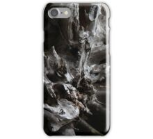 Fallen Tree Stump iPhone Case/Skin