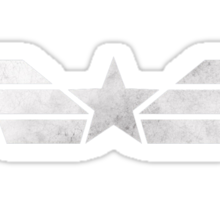 Captain America Winter Soldier  Sticker