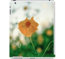 Yellow Flower iPad Case/Skin