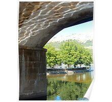 Marvao, Portagem in Alentejo, Portugal - by Ana Canas Poster
