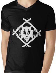 Xavier Wulf Mens V-Neck T-Shirt