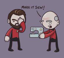 Make It Sew! - Star Trek Inspired Kids Clothes