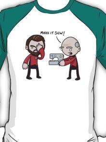 Make It Sew! - Star Trek Inspired T-Shirt