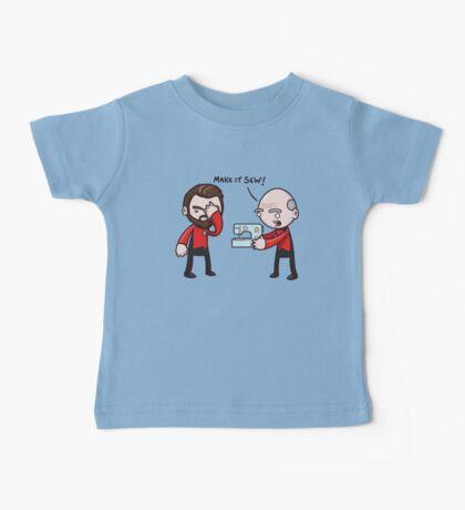 Make It Sew! - Star Trek Inspired Baby Tee