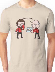 Make It Sew! - Star Trek Inspired Unisex T-Shirt
