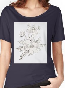 Bunch of spring anemones Women's Relaxed Fit T-Shirt