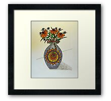 Flowers/8 - Dr. Cindy's Flowers Framed Print