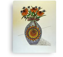 Flowers/8 - Dr. Cindy's Flowers Canvas Print