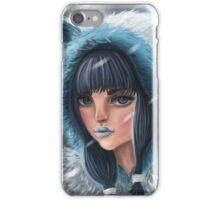 Cold Stare iPhone Case/Skin