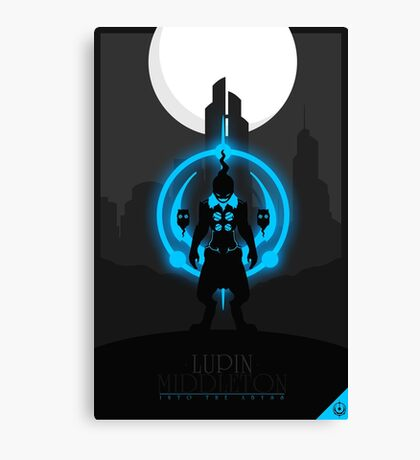 Lupin Middleton Canvas Print