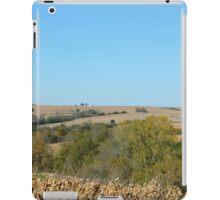 Clayton County Hills iPad Case/Skin