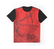 Fire Engine Red Graphic T-Shirt