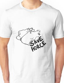 Save Horce  Unisex T-Shirt